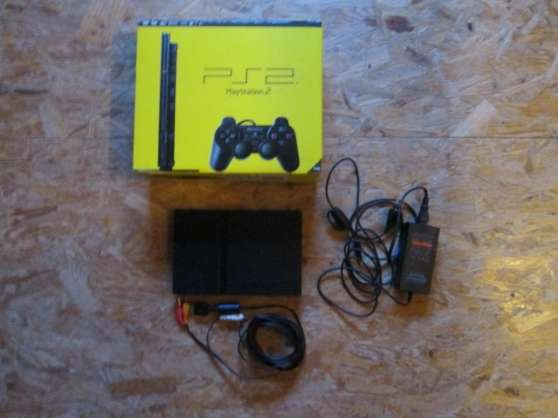 Annonce occasion, vente ou achat 'Console PS2'