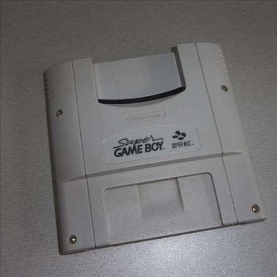 Annonce occasion, vente ou achat 'Adaptateur Super Game Boy ▪ Snes'