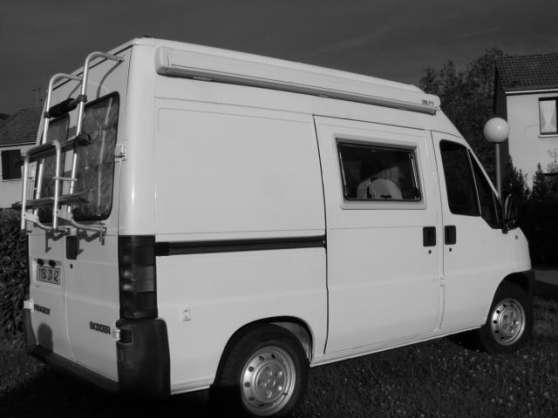 fourgon boxer am nag en camping car auto utilitaires aubergenville reference aut uti fou. Black Bedroom Furniture Sets. Home Design Ideas