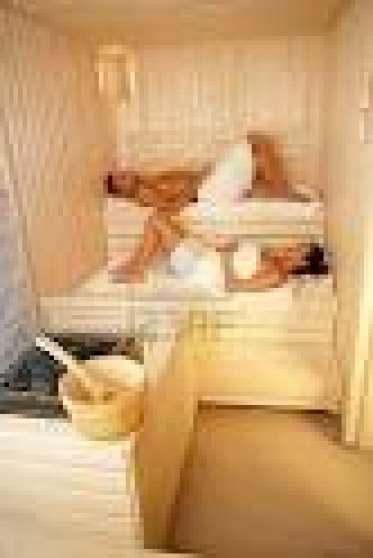 Complice masculin pour sauna et hammam