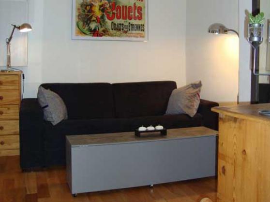 Studio meublé 22m2 6ème arrondissement