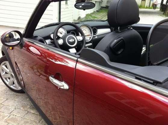 mini mini ii cabriolet 1 6 122 cooper pa aix en provence. Black Bedroom Furniture Sets. Home Design Ideas