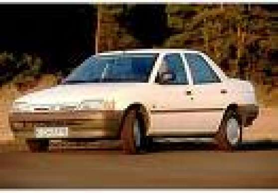 piece ford orion blanche