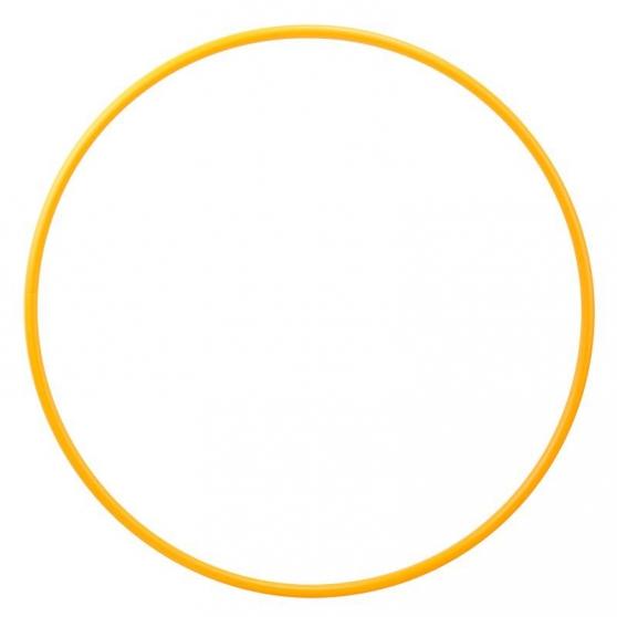 Cerceau jaune
