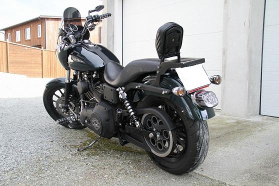 Harley-davidson Dyna Superglide T-sport