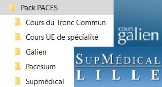 paces 2016 lille cours + fiches + prépas - Annonce gratuite marche.fr