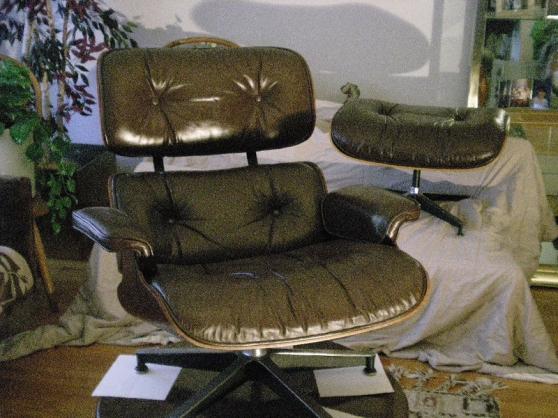 herman miller eames lounge chair et otto meubles d coration chaises fauteuils tours. Black Bedroom Furniture Sets. Home Design Ideas