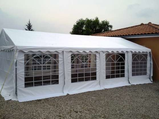 Chapiteau barnum modulable 8x5 10x5 bourgoin jallieu - Location meuble bourgoin jallieu ...