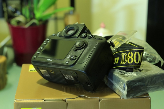 Je vends Nikon D800 - Photo 2