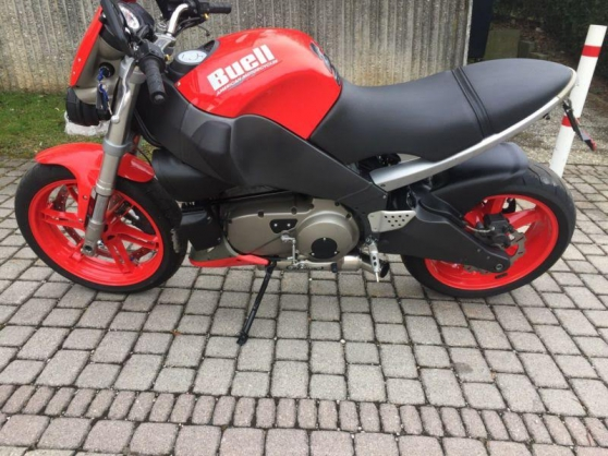 Annonce occasion, vente ou achat 'Buell xb12ss'