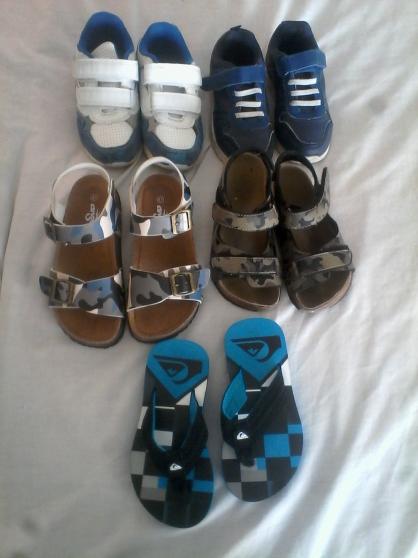 chaussures enfant - Annonce gratuite marche.fr