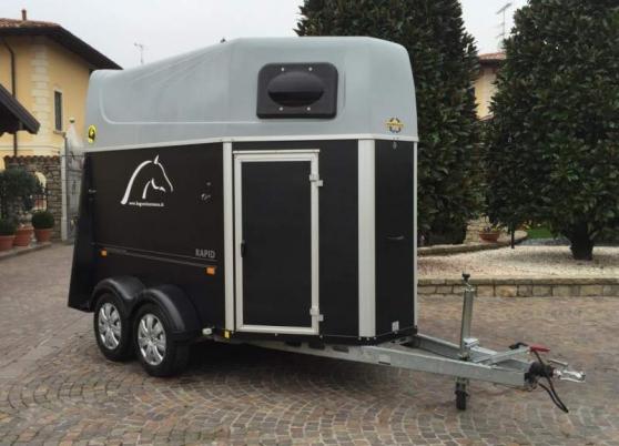 van 2 places Rapid de chevaux année 2012