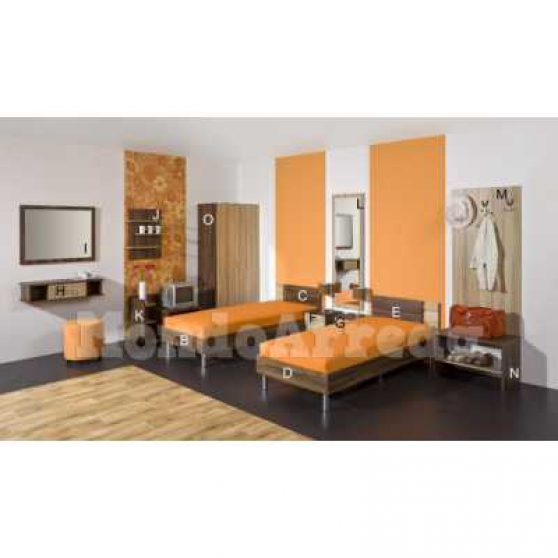 Annonce occasion, vente ou achat 'BARBADOS - Mobilier chambre double'
