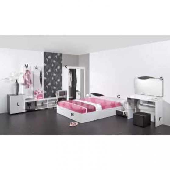 Annonce occasion, vente ou achat 'ANTALIA - Mobilier chambre d\'auberge mat'