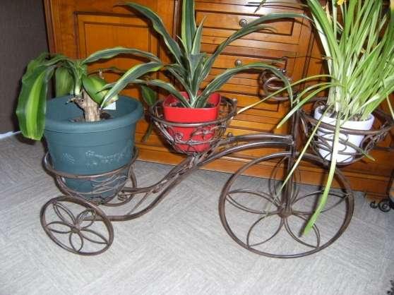 porte plante en fer forger