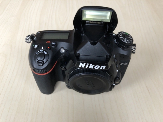 Nikon D750 AF-S 24-120 mm f/4G ED VR