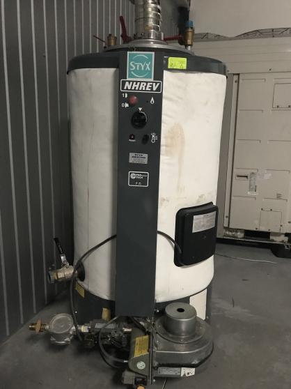 Chauffe eau gaz STYX