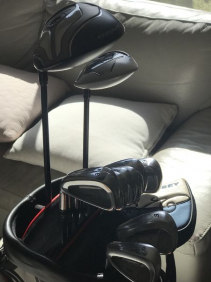 Jeu de golf TaylorMade gaucher - Photo 1