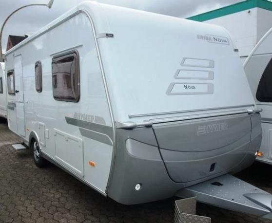 hymer eriba nova 540 fb caravane - Annonce gratuite marche.fr