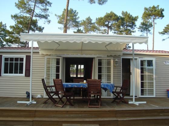 Annonce occasion, vente ou achat 'Mobile-home dans village 4 étoiles(40)'