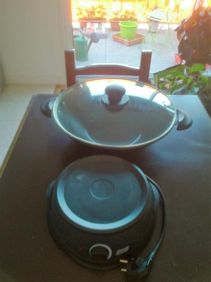 Annonce occasion, vente ou achat 'un wok'
