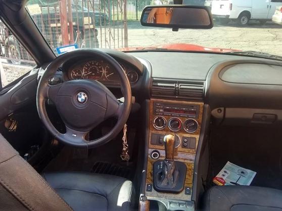 BMW Z3 2001 en très bon état
