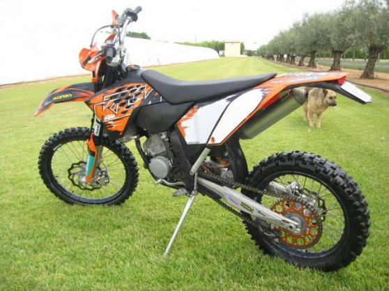 Annonce occasion, vente ou achat 'Ktm Exc 125 occasion'