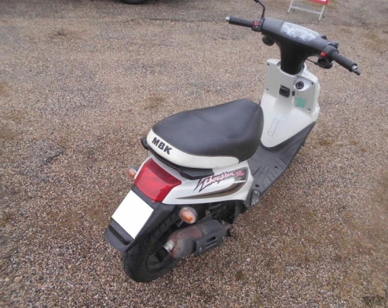 SCOOTER MBK BOOSTER.