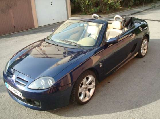 Cabrio MGTF 135 TTES OPTIONS