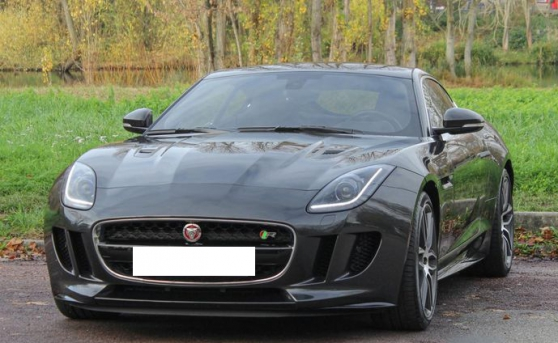Jaguar F-Type Coupe 5.0 V8 550ch R AWD B