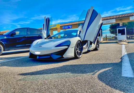 Annonce occasion, vente ou achat 'Mclaren 570S Track Pack'