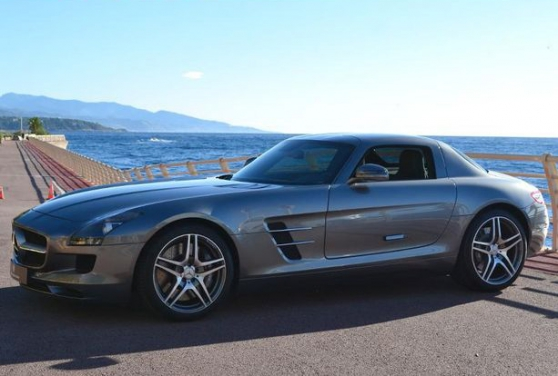 Annonce occasion, vente ou achat 'Mercedes SLS AMG 63 Speedshift DCT'