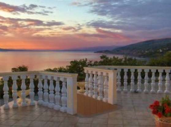 CROATIA; fresh apartment for 2, SEAVIEW!