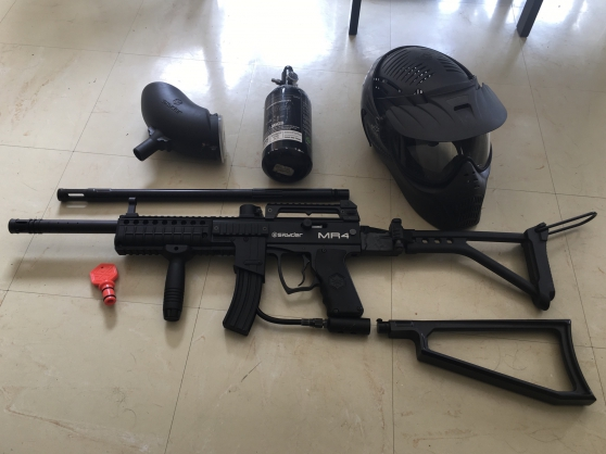 Lanceur Paintball MR4