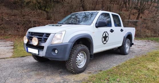 ISUZU D-MAX 4X4 2,5TDi Pick-up