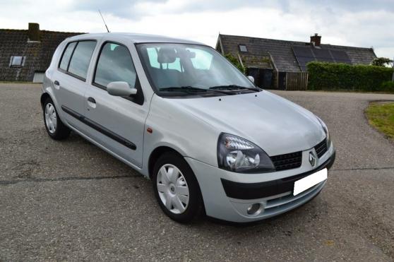 Renault clio 1.5L dci 65 ch