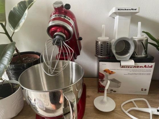 Annonce occasion, vente ou achat 'Robot KitchenAid Artisan 5KSM150'