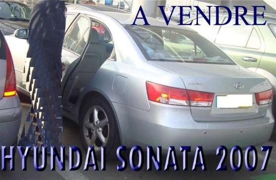 A VENDRE HUYDAI SONATA 2007