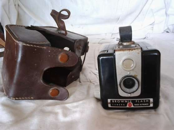 Kodak Brownie Flash des années 50