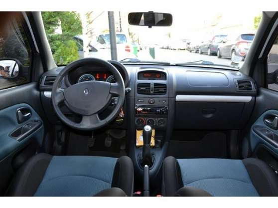 Renault Clio ii (2) campus 1.5 dci 65 dy