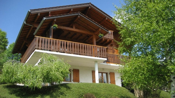 Annonce occasion, vente ou achat 'Location Chalet Bernex 15 pers'