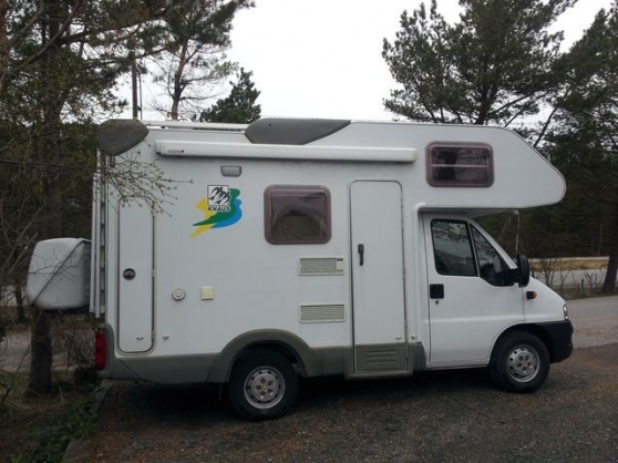 camping car knaus sport - Annonce gratuite marche.fr