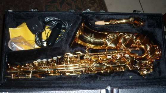 saxophone jas alto jupiter 767