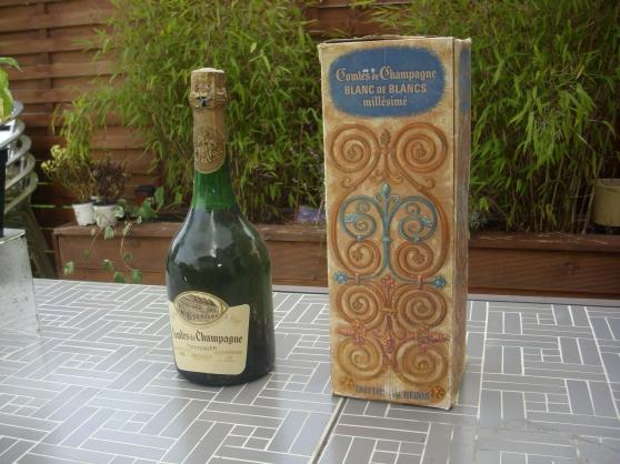 Annonce occasion, vente ou achat 'comtes de champagne'