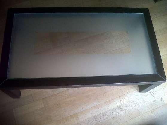 A vendre: table basse