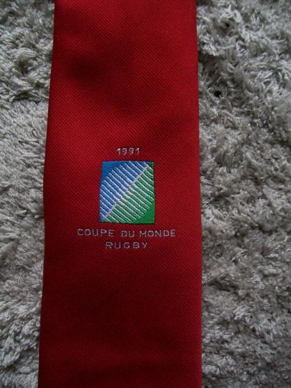 Collection cravates de Rugby (Rare) - Photo 2