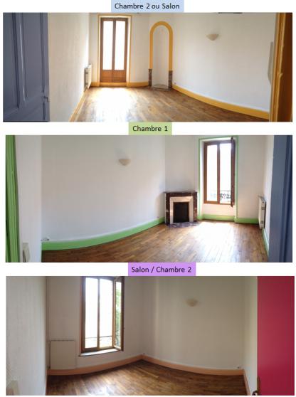 Annonce occasion, vente ou achat 'F3 52 m², NANCY, Rue du placieux (proche'