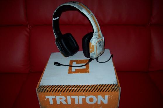 casque tritton pour Xbox