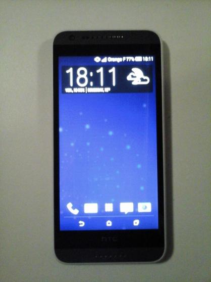 Annonce occasion, vente ou achat 'HTC desire 620 Débloqué Gris en TBE'