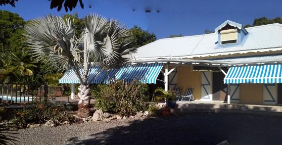 location villa marie-galante